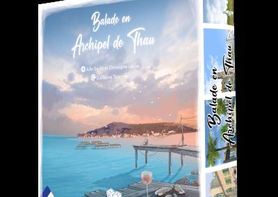 Balade en Archipel de Thau